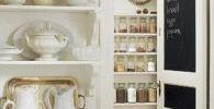 Творческая организация кухонного пространства