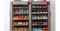 Максимальная практичность для обуви