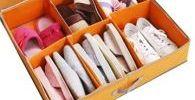 Новый яркий «дом» для вашей обуви