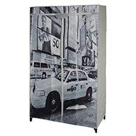 Тканевые шкафы для одежды