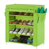 Тканевые шкафы для обуви