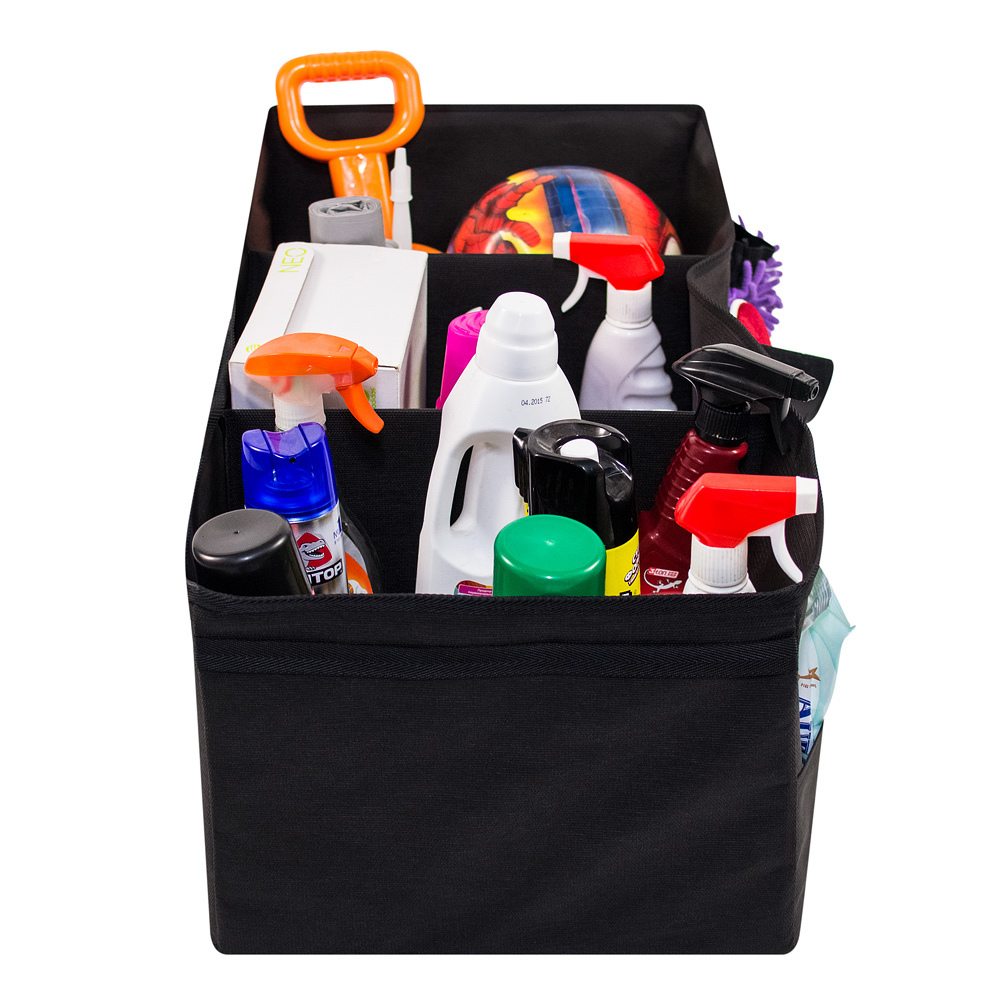 Купить органайзер для багажника 3 секции 75 х 34 х 28 см