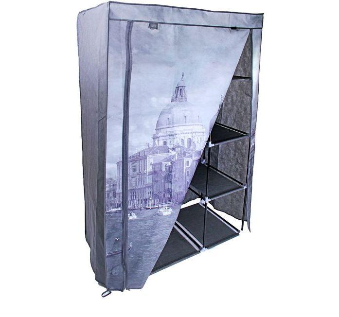 Тканевый шкаф Венеция 100 x 50 x 170 см