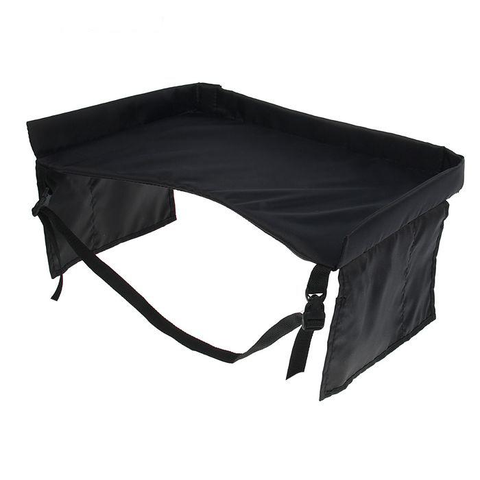 Детский столик для автокресла Торсо, черный