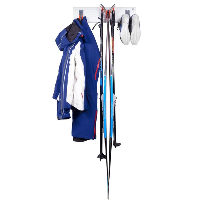 Набор для хранения лыж Master, 1 крепление и 2 крюка