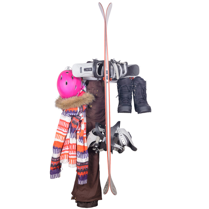 Набор для хранения лыж Prestige, 3 крюка