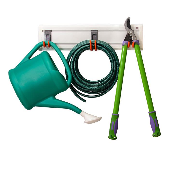 Набор для хранения садового инвентаря Юни-2, 3 крюка