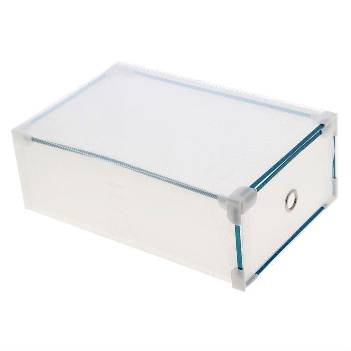 Коробка для хранения с выдвижным ящиком (31*19,5*10,5)