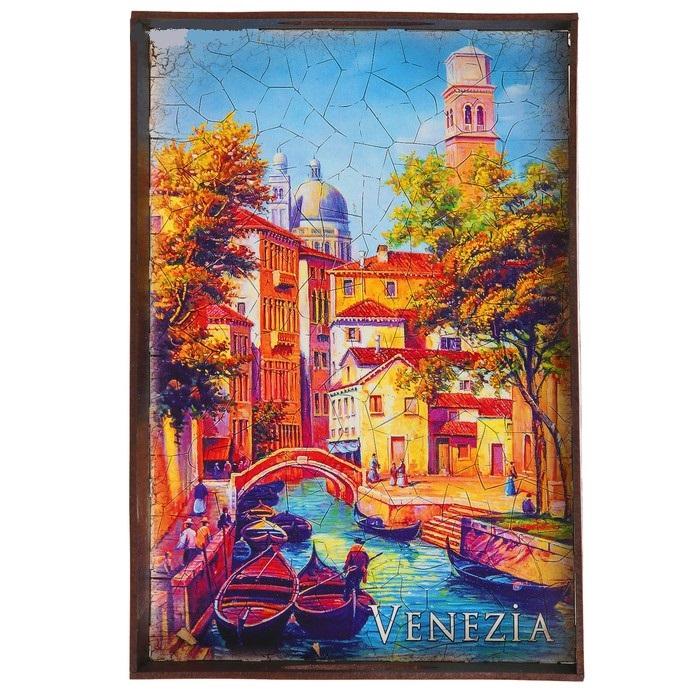 Купить поднос с ручками Italy