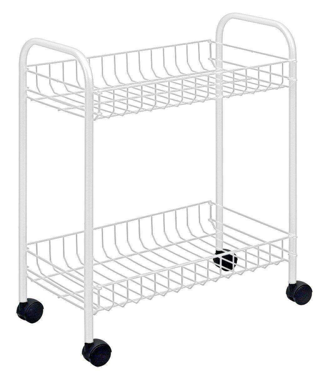 Этажерка на колесиках, 41 х 23 х 51 см