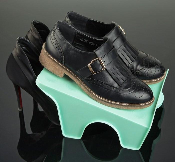 Купить Подставка для обуви на две пары, 26 х 21 х 12 см