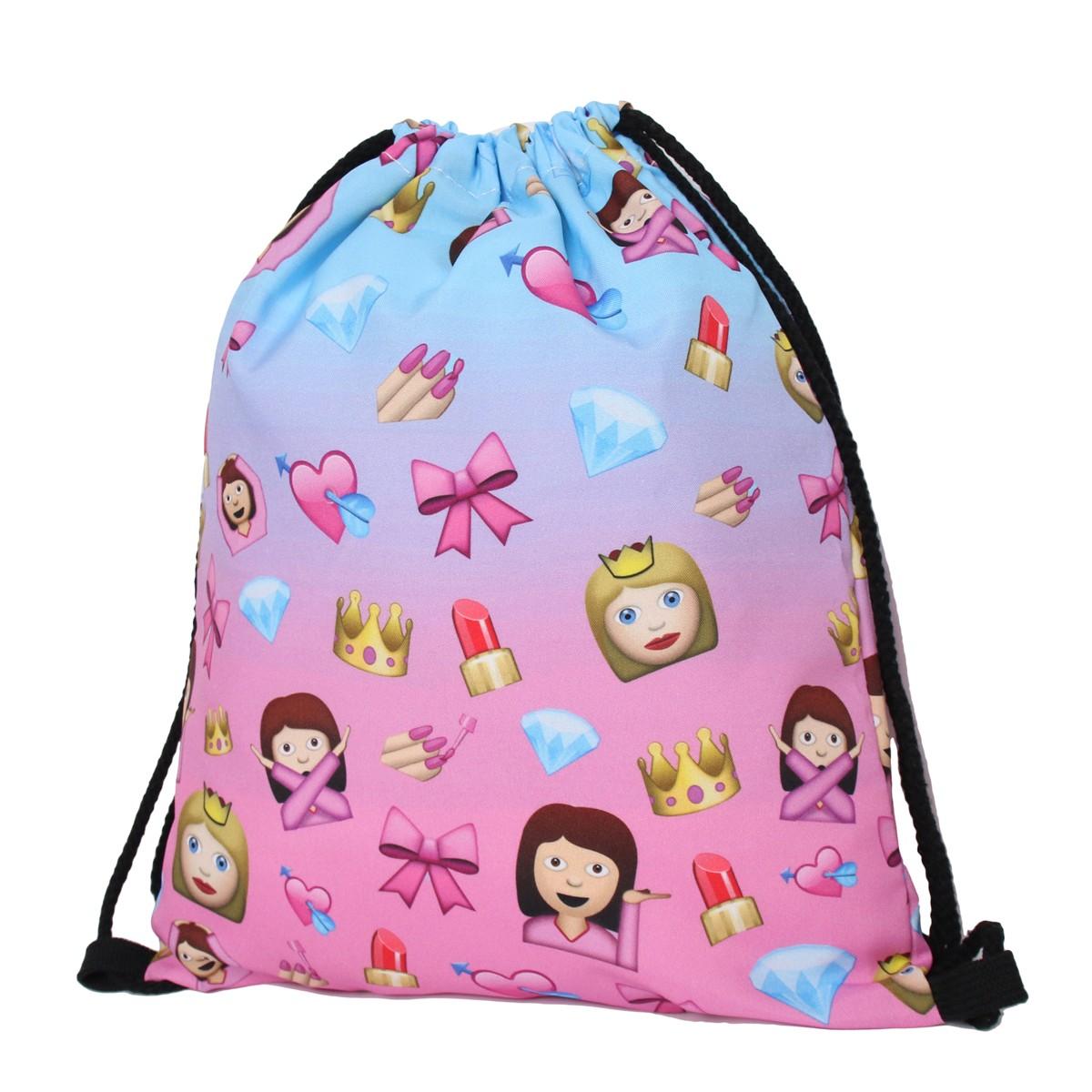Купить сумку-мешок для сменной обуви Girls