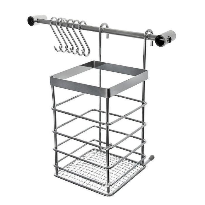 Купить рейлинговую систему для кухни 10 предметов