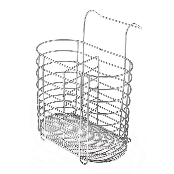 Купить подвесную сушилку для столовых приборов 13 х 16,5 х 19 см