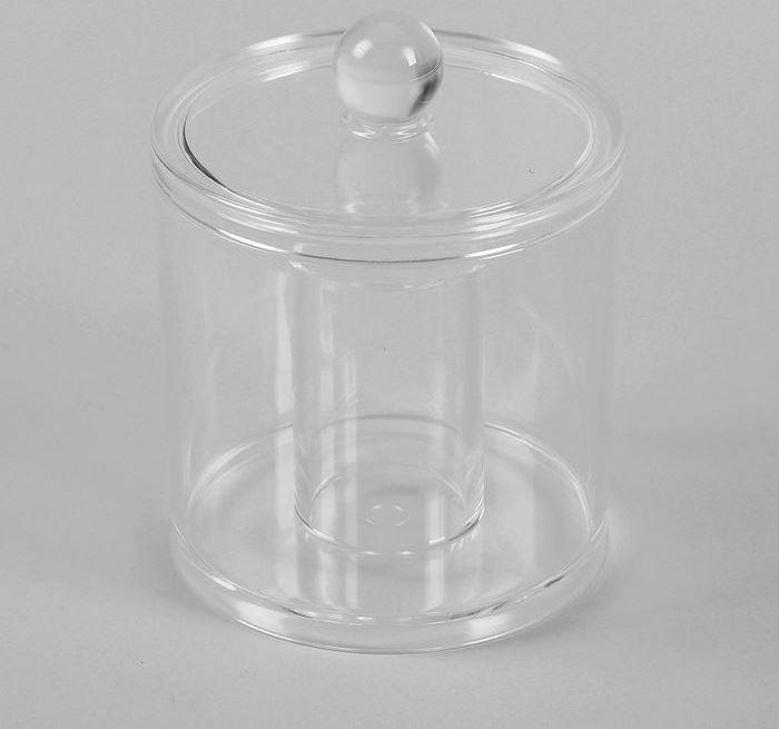 Купить Органайзер для хранения ватных палочек, 13 х 9,3 х 9,3 см