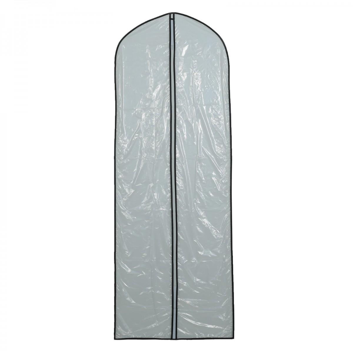 Купить прозрачный чехол для одежды 160 x 61 см