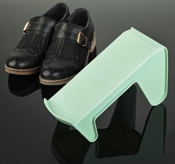 Комплект из 20 подставок для обуви на одну пару, модель 2, 25,5 х 10 х 13 см