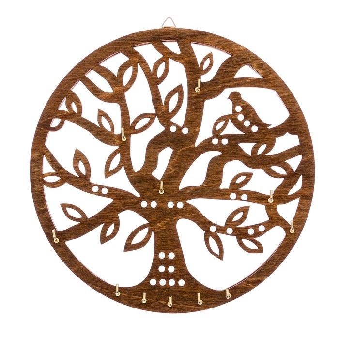 """Купить Органайзер настенный для украшений """"Дерево"""""""