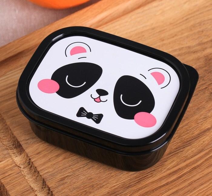 """Контейнер пищевой """"Panda"""", 150 мл"""