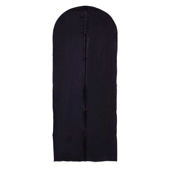 Купить Чехол для одежды, черный, 60 х 160 см