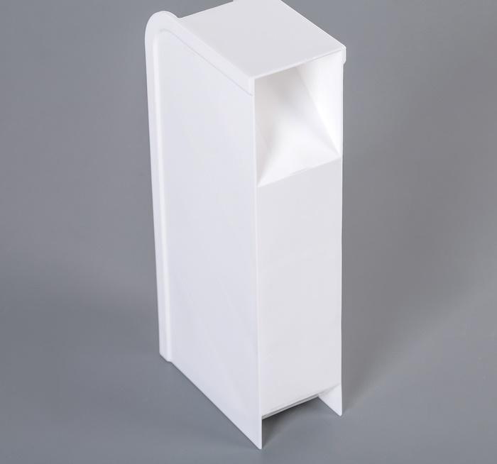 Купить Органайзер настольный, 4 секции, 9,5 х 5 х 20,5 см