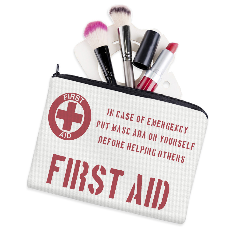 "Купить Косметичка ""First Aid"", 29 x 25 x 3 см"