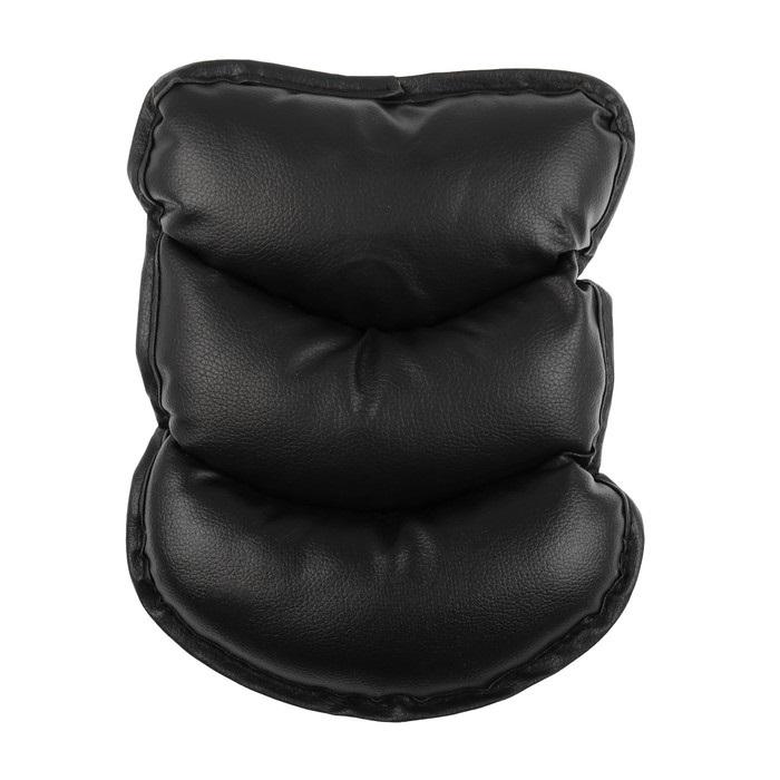 Подушка на подлокотник, черный, 25 х 20 х 4 см