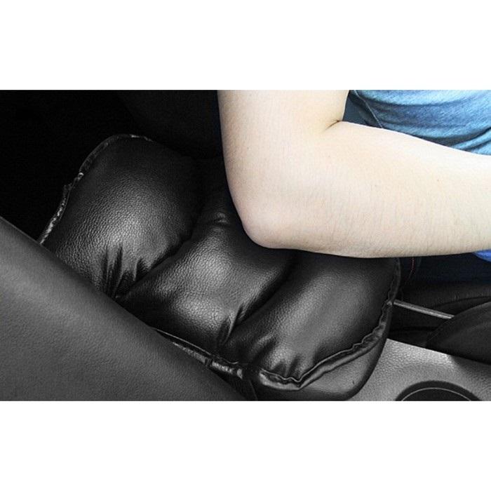 Купить Подушка на подлокотник, черный, 25 х 20 х 4 см