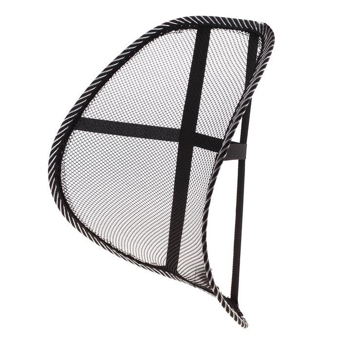 Купить Ортопедическая накладка на автомобильное кресло, 21 х 39 х 37 см