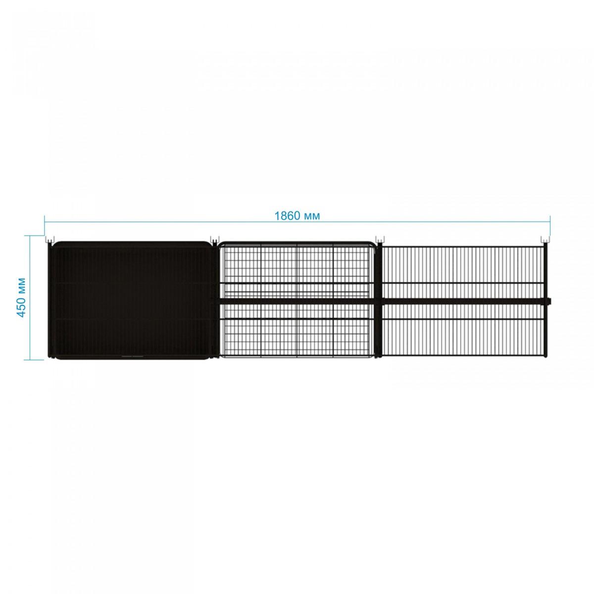 Гардеробная система №23, 45 х 186 х 200 см