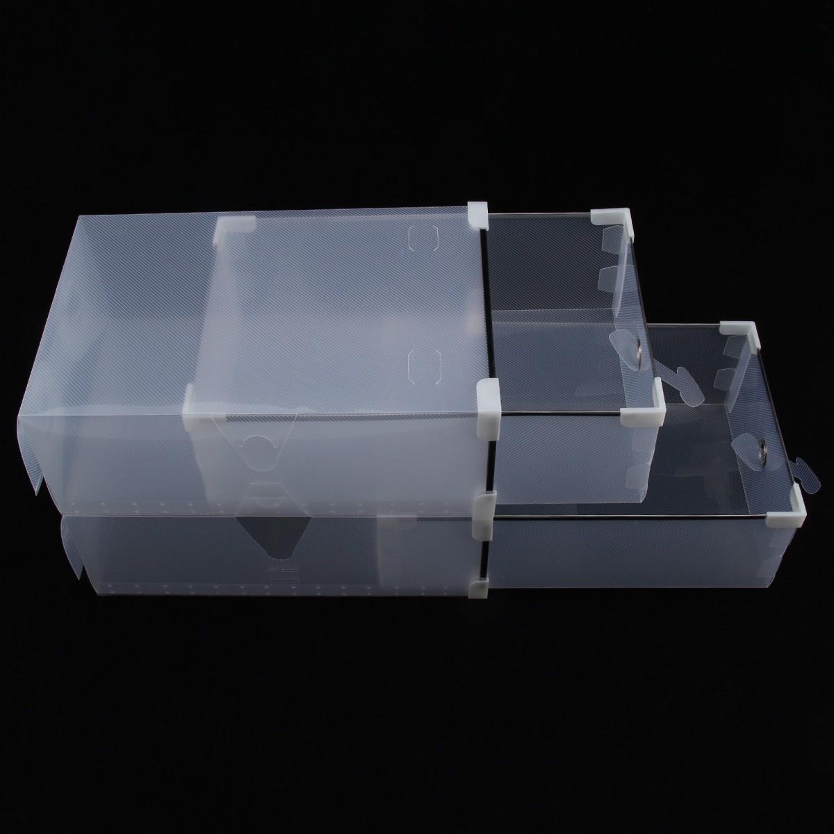 Сборный модуль для хранения обуви из 12 шт, модель 1, 31 х 19,5 х 10,5 см