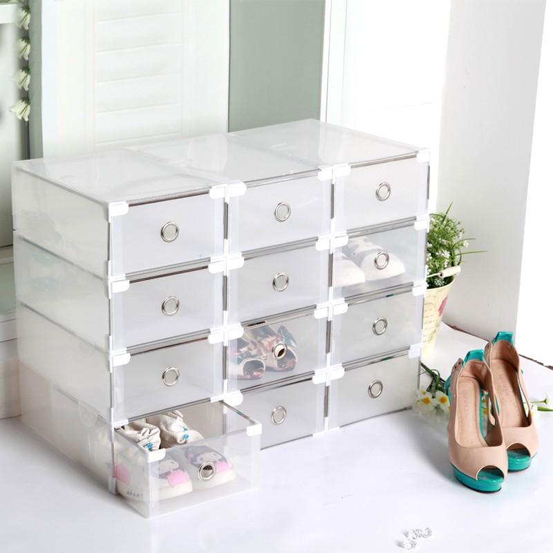 Купить Сборный модуль для хранения обуви из 12 шт, 31 х 19,5 х 10,5 см