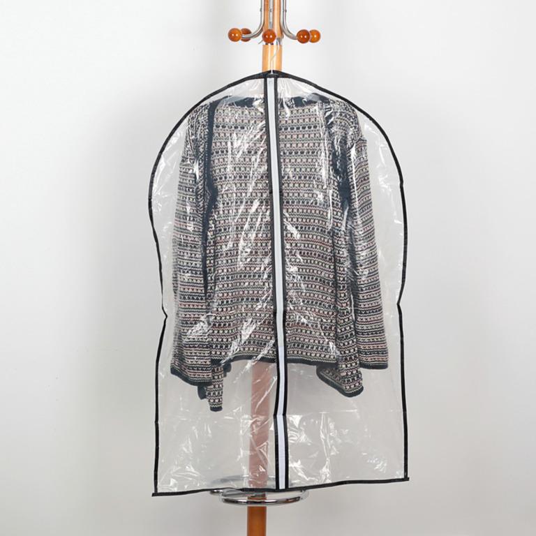 Купить чехол для хранения одежды 61 х 0,1 x 102 см