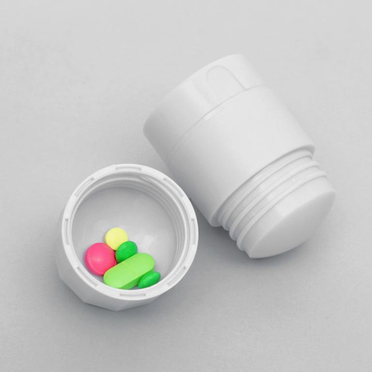 Купить таблеторезку белую 6,5 х 4 х 4 см