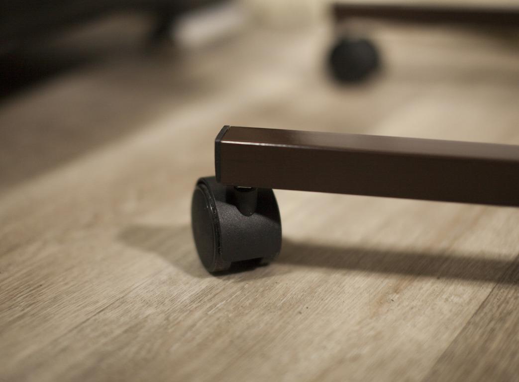 Столик мобильный «Wenge», коричневый, 45 х 50 х 69,5 см