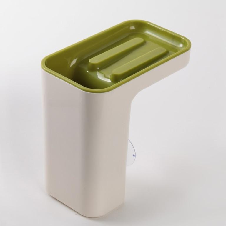 Купить подставку для ванных и кухонных принадлежностей на присосках