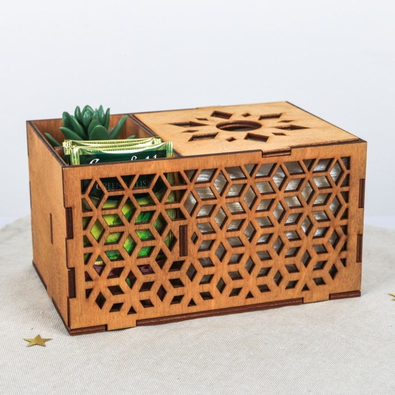 Купить органайзер с отсеками Марокко 21 x 14 x 11,5 см