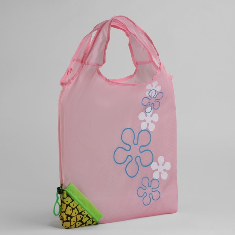 Купить сумку хозяйственную складную 1 отдел 30 x 0,5 x 43 см