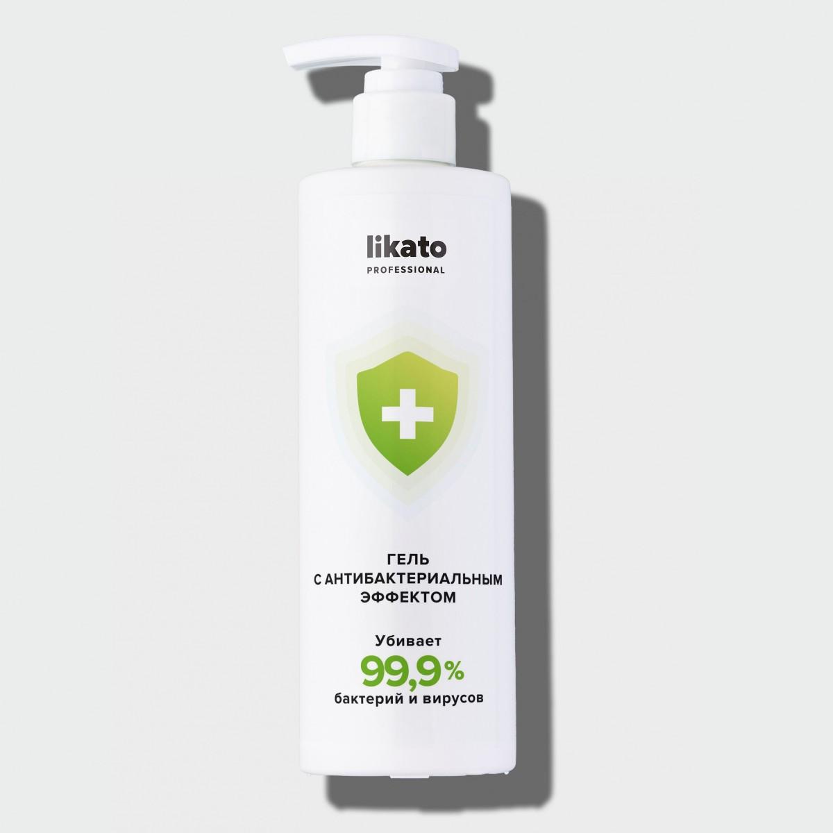 Купить Likato гель с антибактериальным эффектом 400 мл