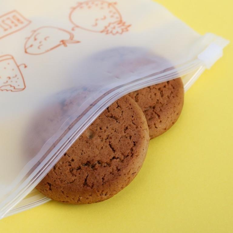Купить комплект пакетов для хранения еды горизонтальных Best Friends 10 шт