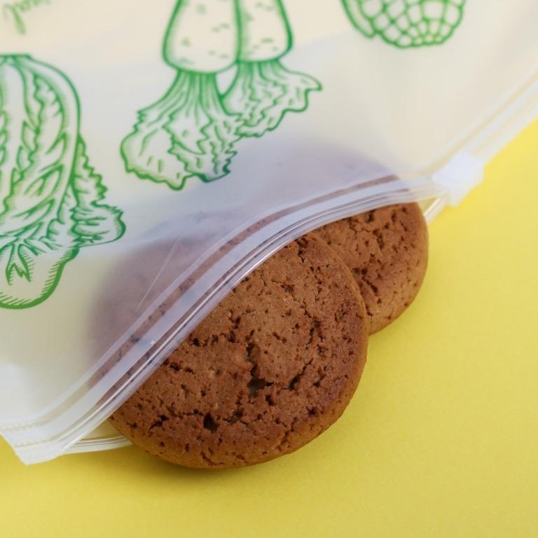 Купить пакет для хранения еды горизонтальный Vegetables 25 x 14,5 см