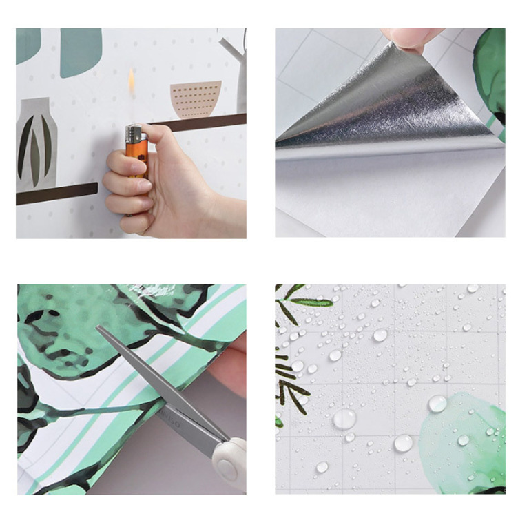 Купить наклейку жироотталкивающую для кухни Enjoy Life 90 x 60 см