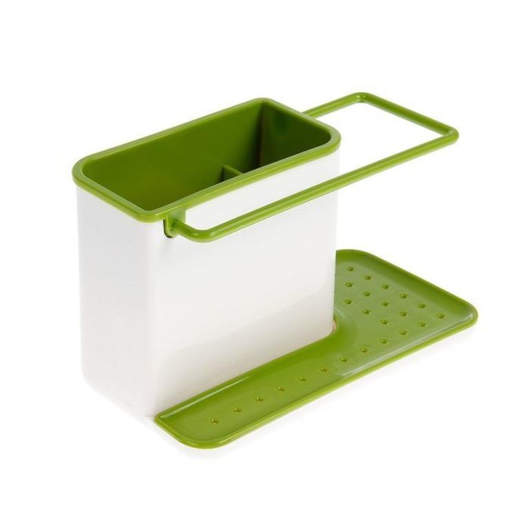 Купить подставку для ванных и кухонных принадлежностей 21 x 11 x 12 см