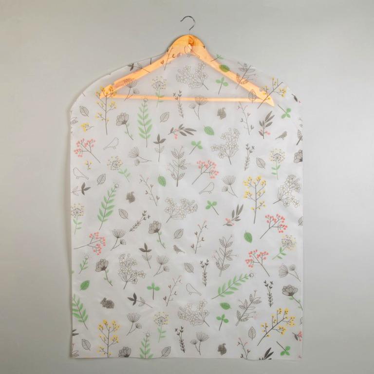 Купить чехол для одежды Поляна 80 x 60 см