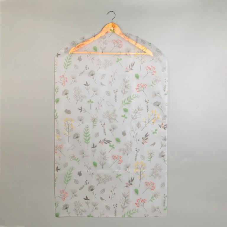 Купить чехол для одежды Поляна 100 x 60 см