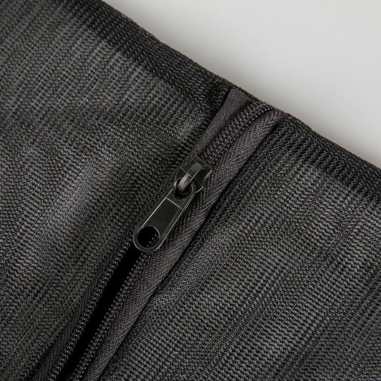 Купить мешок для стирки мелкая сетка черный 50 x 40 см