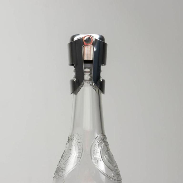 Купить пробку для бутылки раздвижную 3,5 х 3,5 х 5,5 см