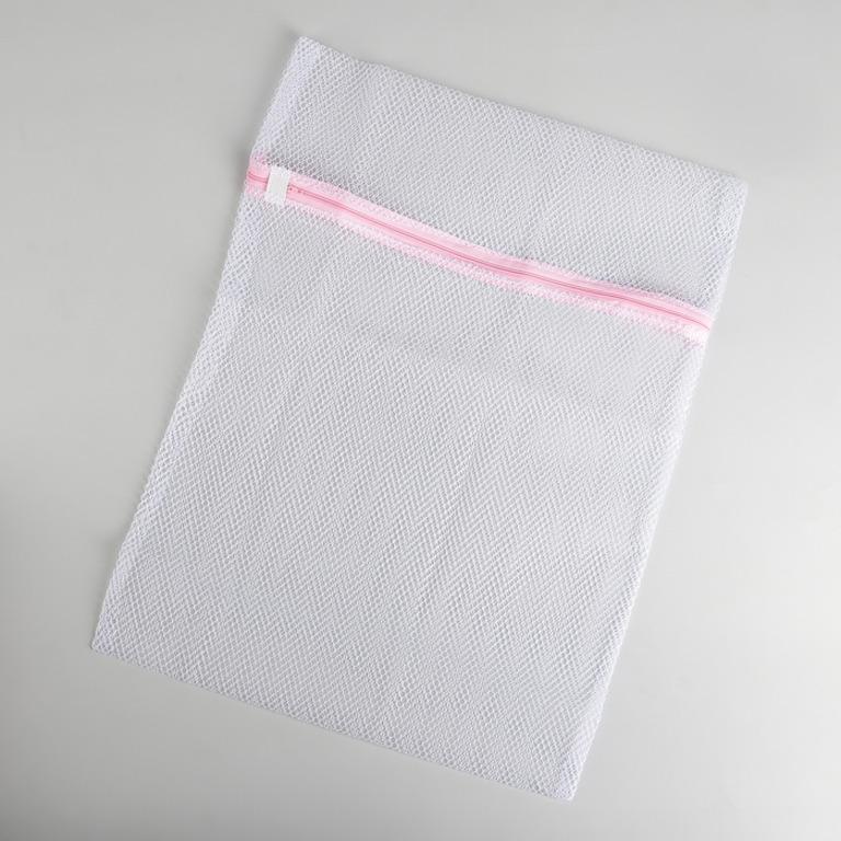Купить мешок для стирки крупная сетка 40 x 30 x 0,3 см