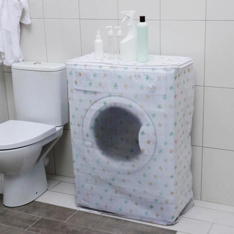 Купить чехол для стиральной машины 60 x 56 x 83 см