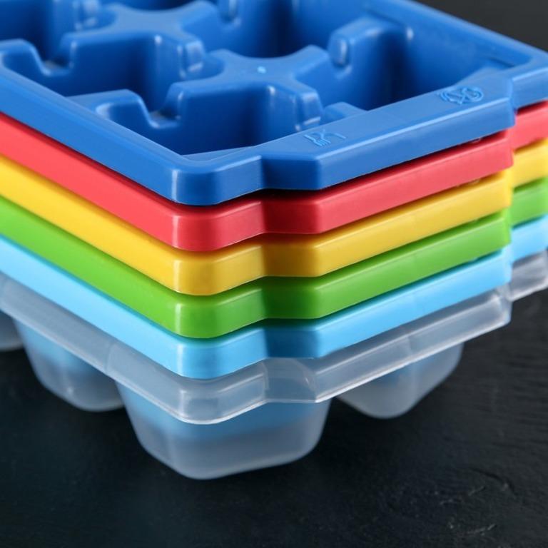 Купить форму для льда Classic 12 ячеек 26 x 9,5 x 3,5 см